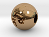16mm Wa(Peace in harmony) Sphere 3d printed