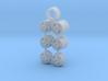 Trilex wielen 3d printed