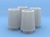 1/25 K&N Cone Style Air Filters TDR 4630 3d printed