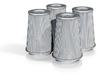 1/18 K&N Cone Style Air Filters TDR 4970 3d printed