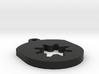 Gear Insert For Circular Frame Pendant 3d printed
