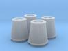 1/24 K&N Cone Style Air Filters TDR 4930 3d printed