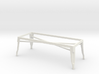 1:24 Pauchard Coffee Table Frame 3d printed