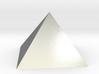 Pyramid Square Johnson J1 20mm  3d printed
