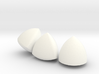 [Small] 3 Different Solids Of Constant Width 3d printed