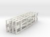 VR narrow gauge 19' underframe 3d printed