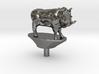 Warthog Bottle Stopper 3d printed