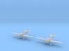 1/200 Fokker D.XXI Finland (x2) 3d printed