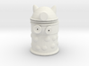 Dalek from Dr Who 3d printed