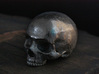 Yorick Skull with Latin Inscription 3d printed