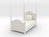 Four-Poster Bed 3d printed