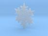 Wings Snowflake - 3D 3d printed