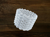 Turk's Head Knot Ring 12 Part X 17 Bight - Size 26 3d printed