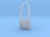 Doll purse Violina 1:6 3d printed