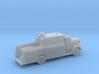 Classic Fire Rescue Truck (1:87) 3d printed
