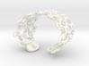 Spider Glass Wristlet (Sz S) 3d printed