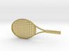 Tennis Raquet - 1:14 3d printed