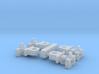 ZB (H0e) - Kupplungen für Liliput O&K Mv8 3d printed