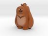 Rosa-The Bear 3d printed