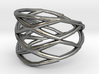 Grid Ring Size 6 3d printed