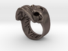 =Epic= Skull Ring - Size 14 3d printed
