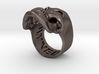 =Epic= Skull Ring - Size 11 3d printed
