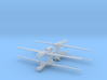 1/600 RQ-4 Global Hawk (x4) 3d printed