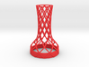 Tower Vase for jar size:66 (4 leads) 3d printed