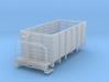 1:32/1:35 highside wagon with brake platform 3d printed