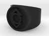 Indigo Tribe Compassion GL Ring Sz 6 3d printed