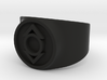 Indigo Tribe Compassion GL Ring Sz 10 3d printed