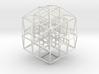 Hypercube6D v1 3d printed