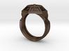 Ring of Royal Grandeur (21mm) 3d printed