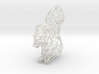 Squirrel-skin Mod 3d printed