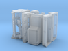 1/12 392 Hemi Basic Block Kit 3d printed