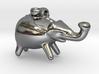 Roman Elephant Pendant (Askos) 3d printed