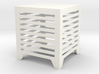 Slice End Table 1:12 scale 3d printed