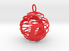 Christmas Bauble 2 3d printed