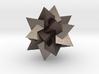 5 tetrahedra compound 3d printed