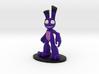 Purple Hare 3d printed