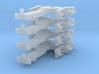 ZB (H0e) - 2P Drehgestelle für 4-ax Pw (alt) 3d printed