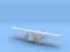 Aircraft- AEG G.IV Bomber (1/350th, FUD, FD Only) 3d printed