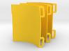 GoPro Atom mounts - 3 3d printed