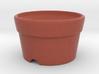 A Pot 3d printed