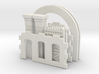 1/220 WW1 France magazine bunker parts 3d printed