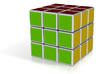 Rainbow Cube 3d printed