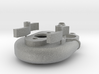 MODEL BOAT ENGINE COOLING WATER PUMP 3d printed