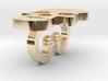 Bracelet Tdm (Skull) 3d printed