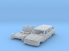 Mercedes-Benz T-Modell (British N 1:148) 3d printed