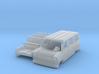 Ford Transit Kleinbus (N 1:160) 3d printed